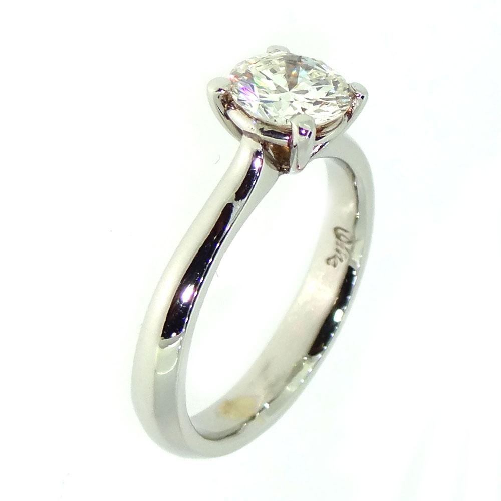 0.99cts Diamond Ring