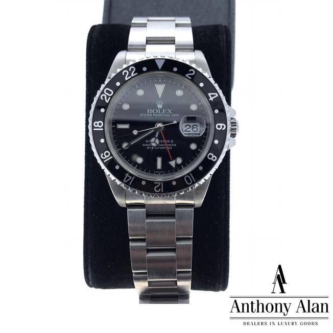 Rolex GMT II