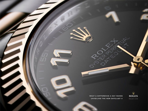 Rolex Luxury Watch